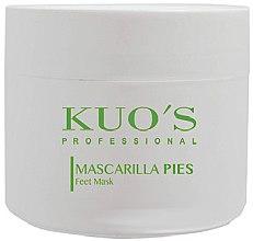 Духи, Парфюмерия, косметика РАСПРОДАЖА Маска восстанавливающая для ног - Kuo's Beauty Foot Feet Mask *