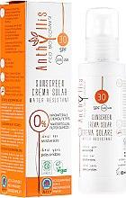 Духи, Парфюмерия, косметика Водостойкий солнцезащитный крем SPF30 - Anthyllis Sunscreen Creama Solar Water Resistant