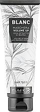 Духи, Парфюмерия, косметика Маска для увеличения объема волос - Black Professional Line Blanc Volume Up Mask