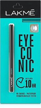 Карандаш для глаз - Lakme India Eyeconic Kajal