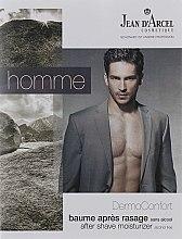 Духи, Парфюмерия, косметика Бальзам после бритья - Jean d'Arcel DermoConfort Homme Aftershave Balm (пробник)