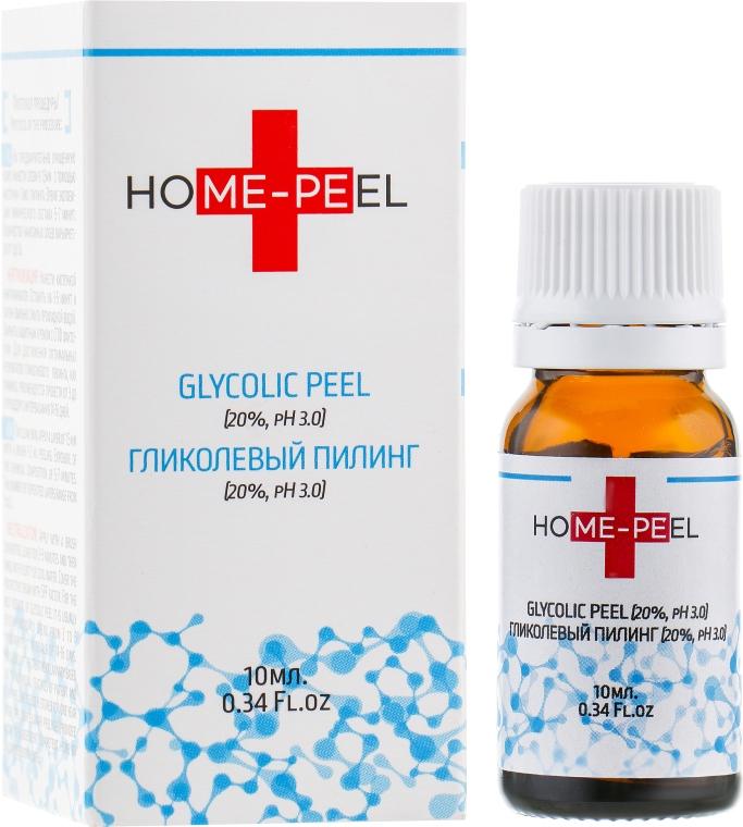 Гликолевый пилинг 20% рН 3,0 - Home-Peel
