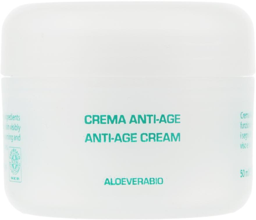 Крем для лица на основе алоэ вера - Bioearth The Beauty Seed Anti-age Cream