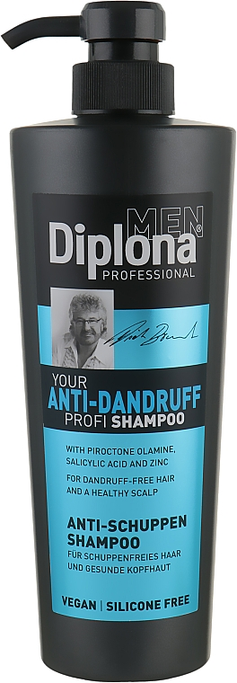 Шампунь для мужчин от перхоти - Diplona Professional Anti-Dandruff Profi Shampoo For Men
