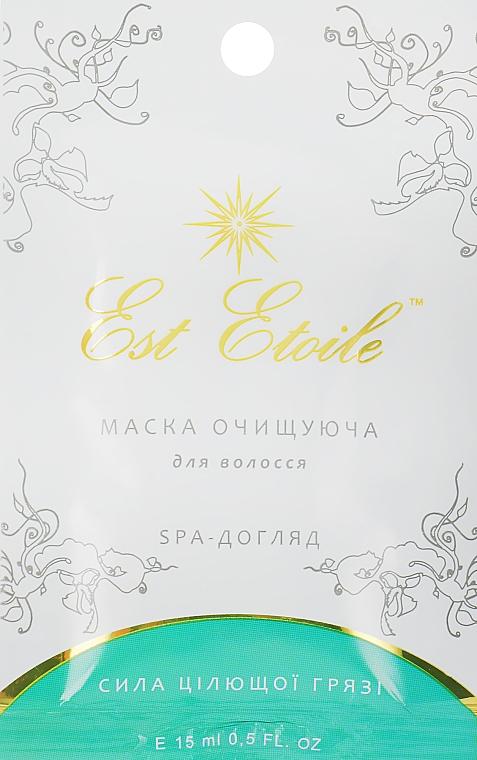Очищуюча маска для волосся - Est Etoile — фото N1