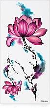 Духи, Парфюмерия, косметика Стикер-тату, 9х19 см, TBX-9024 - Omkara