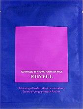 Духи, Парфюмерия, косметика Маска увлажняющая с пантенолом - Eunyul Advanced B5 Hydration Mask Pack