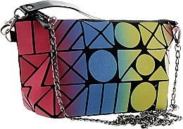 Духи, Парфюмерия, косметика Косметичка геометрическая, 376, разноцветная - Элитка