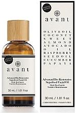 Духи, Парфюмерия, косметика Антивозрастное масло для лица - Avant Advanced Bio Restorative Superfood Facial Oil