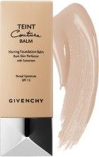 Духи, Парфюмерия, косметика Тональный бальзам - Givenchy Teint Couture Blurring Foundation Balm SPF 15