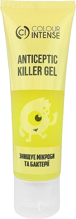 """Антисептический гель для рук """"Цитрус""""(60% спирта) - Colour Intense Anticeptic Killer Gel Citrus"""
