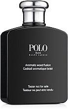 Духи, Парфюмерия, косметика Ralph Lauren Polo Black - Туалетная вода (тестер без крышечки)