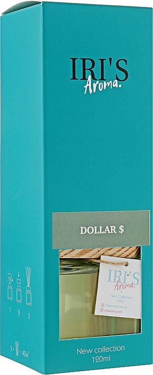 "Аромадиффузор ""Доллар"" - Iri's Aroma Dollar $"