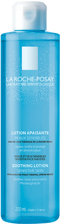 Успокаивающий тоник для лица - La Roche-Posay Physiological Soothing Lotion