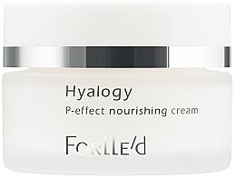 Духи, Парфюмерия, косметика Питательный крем для лица - ForLLe'd Hyalogy P-effect Nourishing Cream
