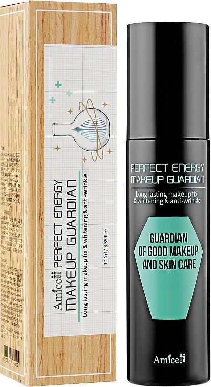 Спрей-фиксатор макияжа - Amicell Perfect Energy Makeup Guardian