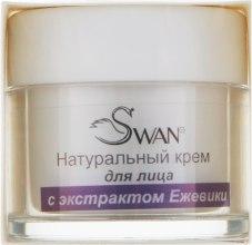 Крем для лица с экстрактом Ежевики - Swan Face Cream — фото N1