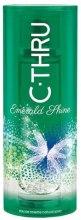 Духи, Парфюмерия, косметика C-Thru Emerald Shine - Туалетная вода
