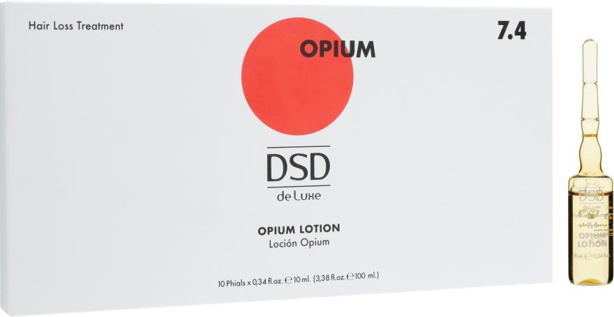 Лосьон для волос - Simone DSD De Luxe 7.4 Opium Lotion