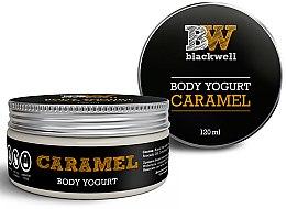 "Духи, Парфюмерия, косметика Йогурт для тела ""Карамель"" - Blackwell Body Yoghurt Caramel"