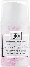 Духи, Парфюмерия, косметика Дневной крем для молодой кожи 16+ - InJoy Care Line All Day for Girls