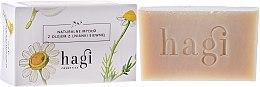 Духи, Парфюмерия, косметика Натуральное мыло с маслом семян камелии - Hagi Soap