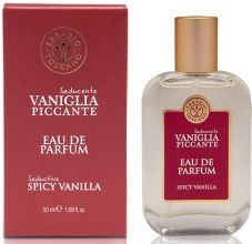 Духи, Парфюмерия, косметика Erbario Toscano Spicy Vanilla - Парфюмированная вода