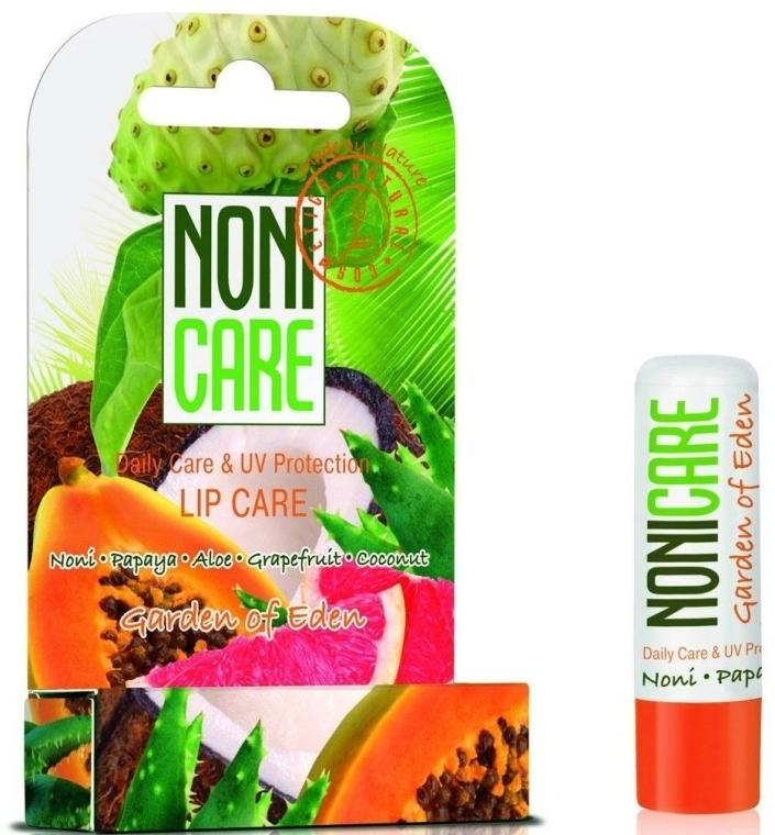 Бальзам для губ с УФ-фильтром - Nonicare Garden Of Eden Lip Care