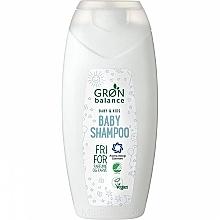 Духи, Парфюмерия, косметика Шампунь для детей - Gron Balance Baby Shampoo