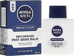 Духи, Парфюмерия, косметика Восстанавливающий бальзам после бритья - Nivea For Men Replenishing After Shaving Balm