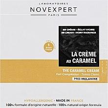 """Духи, Парфюмерия, косметика ВВ-крем для светлой кожи лица """"Карамель"""" - Novexpert Pro-Melanin The Caramel Cream (пробник)"""