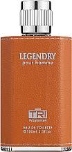 Духи, Парфюмерия, косметика Tri Fragrances Legendary Brown - Туалетная вода