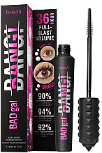 Тушь для ресниц - Benefit Bad Gal Bang! Volumizing Mascara — фото N2