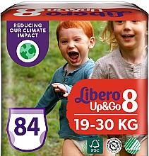 Духи, Парфюмерия, косметика Подгузники-трусики Up&Go 8 (19-30 кг), 84 шт (3х28) - Libero