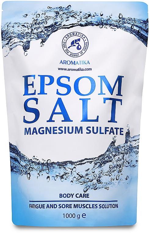 Соль Эпсома (английская) - Aromatika Epsom Salt