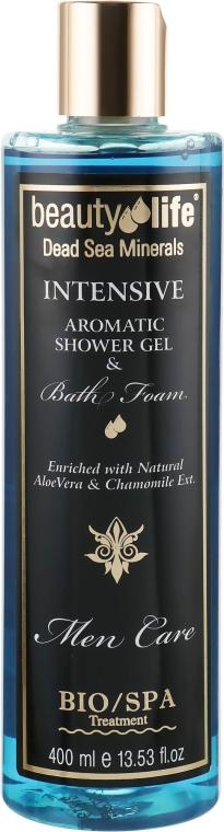 Гель для душа для мужчин - Aroma Dead Sea Shower Gel