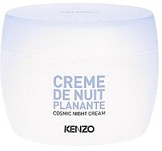 Духи, Парфюмерия, косметика Ночной космический крем для лица - KenzoKi White Lotus Cosmic Night Cream
