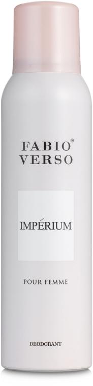 Bi-es Fabio Verso Imperium - Парфюмированный дезодорант-спрей