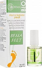 Духи, Парфюмерия, косметика Лосьон для ног противогрибковый - Bema Cosmetici Myco lotion For Feet