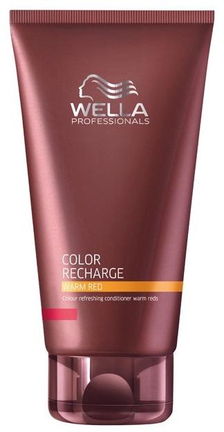 Бальзам для освежения и поддержания цвета теплых красных оттенков - Wella Professionals Color Recharge Warm Red