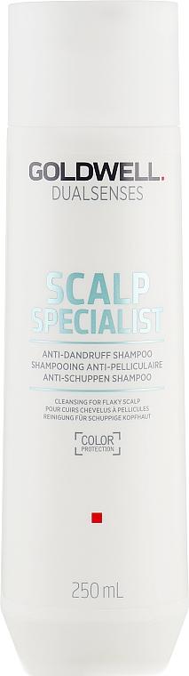 Шампунь от перхоти - Goldwell DualSenses Scalp Specialist Anti-Dandruff Shampoo