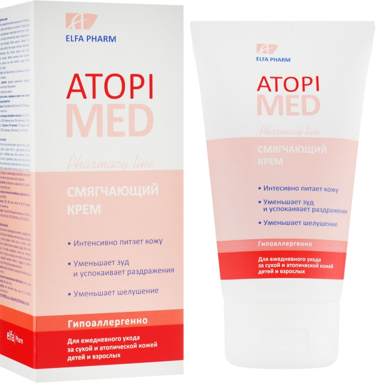 Смягчающий крем - Elfa Pharm Atopi Med Body Cream