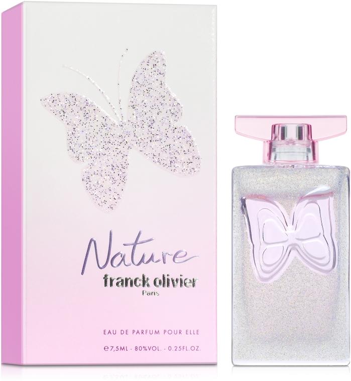 Franck Olivier Nature - Парфюмированная вода (мини)