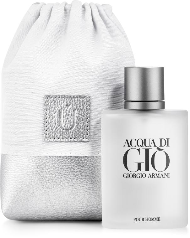 """Подарочный кисет для парфюмерии, белый """"Perfume Dress"""" - Makeup"""