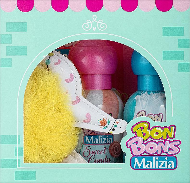Malizia Bon Bons - Набор (edt/2x50ml + accessories)