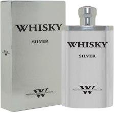 Духи, Парфюмерия, косметика Evaflor Whisky Silver Premium - Туалетная вода