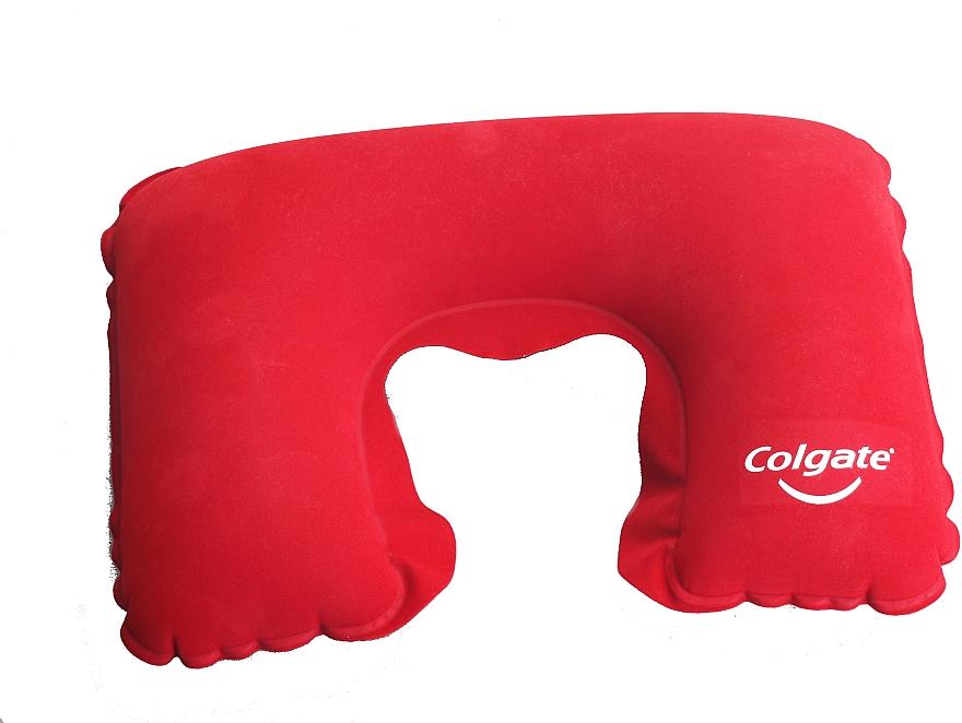 Подушка для путешествий в подарок, при покупке акционных товаров Colgate на сумму от 109 грн