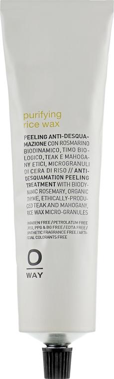 Пилинг для очищения кожи головы - Oway ReLife Anti-Dandruff