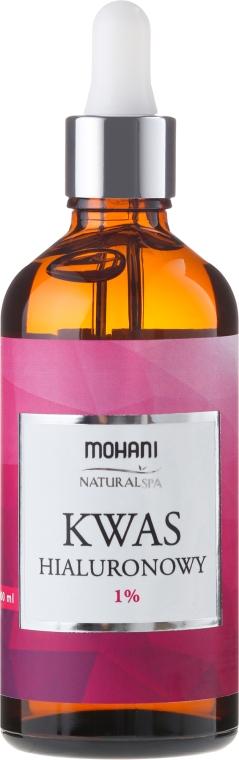 Гиалуроновая кислота-гель 1% - Mohani Hyaluronic Acid Gel 1%