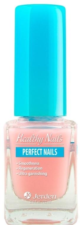 Средство для выравнивания лака на ногтях № 165 - Jerden Healthy Nails Perfect Nails